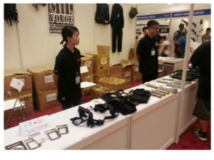 Airsoft & Outdoor gear show